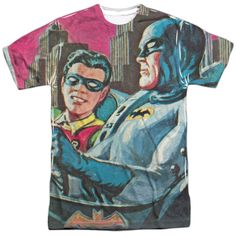 """Checkout our #LicensedGear products FREE SHIPPING + 10% OFF Coupon Code """"Official"""" Batman Classic Tv/bat Signal -s/s Adult Poly T- Shirt - Batman Classic Tv/bat Signal -s/s Adult Poly T- Shirt - Price: $24.99. Buy now at https://officiallylicensedgear.com/batman-classic-tv-bat-signal-s-adult-poly-shirt-licensed"""