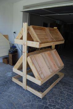 Perfecto para tu negocio: alimentación, ropa, etc. ¡Lo que quieras! #artesanal #design #interior #exterior #decoracion #wood
