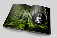 Datapunk Commercial in DJMag by http://colortwister.de  #Editorial #Print #Digitaldesign #Datapunk #AnthonyRother