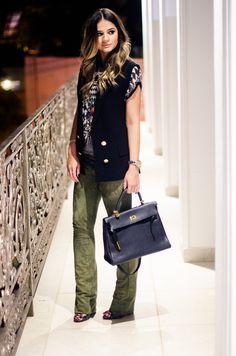 Calça de couro: 60 looks cheios de estilo para você copiar