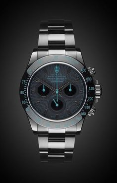 TITAN BLACK DAYTONA AVATAR: http://titanblack.co.uk/collection/rolex-daytona-avatar | Index: https://www.pinterest.com/pin/368943394456580768/ | Cult. - https://www.pinterest.com/pin/368943394457139501/