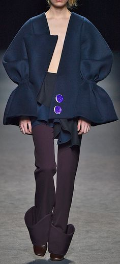 JACQUEMUS Harlequin Jacket and Cuffed Pants