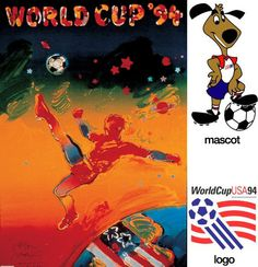 Official poster for the 1994 FIFA World Cup. World Cup Winners, World Cup 2014, Fifa World Cup, Soccer Art, Soccer Poster, Sand Soccer, World Cup Logo, International Soccer, Football Tournament