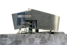 Rockwell Collins - Model | Morphopedia | Morphosis Architects