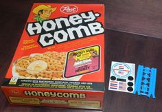 1973 Post Cereal Hockey Tournament of Nations Sealed Cereal Box Honey-Combs Vtg | Sports Mem, Cards & Fan Shop, Sports Trading Cards, Ice Hockey Cards | eBay!