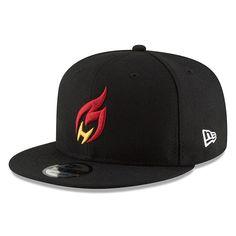 Heat Check Gaming New Era NBA 2K Team Color 9FIFTY Snapback Adjustable Hat  – Black 840ddb0e63a