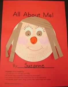 Blackline masters for All About Me Book student pagesBlackline masters of patternsStudents love sharing about themselves and their lives with their classmates.  We make the All About Me Book during our social studies unit on Families. We read books and have discussions about the uniqueness and different activities families do together on a daily basis as well as on special occasions.
