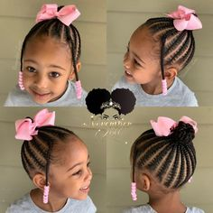 Children's Braids and Beads! Booking Link In Bio! Children's Braids and Beads! Booking Link In Bio! Children's Braids and Beads! Booking Link In Bio! Children's Braids and Beads! Booking Link In Bio! Toddler Braided Hairstyles, Toddler Braids, Lil Girl Hairstyles, Black Kids Hairstyles, Braids For Kids, Girls Braids, Box Braids Hairstyles, Hairstyles 2018, Kids Braids With Beads