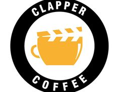 "Check out new work on my @Behance portfolio: ""Clapper Coffee Logo"" http://be.net/gallery/50344945/Clapper-Coffee-Logo"