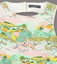print & pattern: KIDS DESIGN - marks & spencer