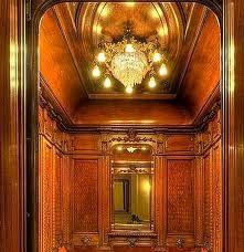 Antique Elevator ~ very pretty #PneumaticVacuumElevators www.vacuumelevators.com