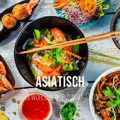 Entdecke die kulinarische Vielfalt Asiens Hol dir mit SPICEWORLD asiatische Kulinarik-Genüsse in deine Küche! Bei uns findest du alles, was du für die Sushi-Zubereitung brauchst, eine große Auswahl an Asia Nudeln sowie Soja Saucen, Gewürzpasten, Chilisaucen, Kokosmilch, Reis Essige und Frischwaren von Zitronengras bis hin zur Wasabiwurzel. #worldofasia #asiatisch #matcha #asia #stayspiced #spiceworld Chili Sauce, Japchae, Ethnic Recipes, Food, Coconut Milk, Lemon Grass, Fresh, Rice, Meals