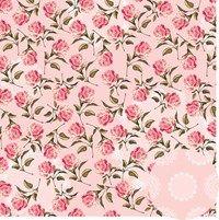 Papel OP - Floral Chique Rosas - Papel Nacional - Oficina do Papel - Produtos por Tema - Flores & Natureza - - Nova Loja do Papel