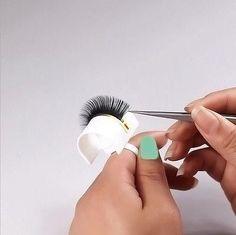 Eyelash Extension Glue Ring