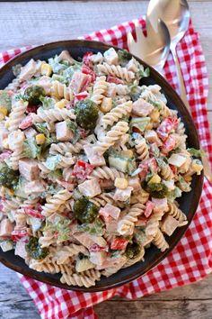 Keto Recipes, Healthy Recipes, Healthy Food, Pesto, Food And Drink, Pizza, Lunch, Salad, Baking