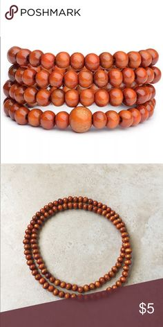 Orange Mala Buddha Bracelet Brand new   Fits most wrist sizes  All orders ship out same day with tracking   Check out my other listings and bundle to get more for less :)  If you have any questions, let me know  Thank you   #buddhabracelet #yoga #yogi #bundle #chakra #buddha #bracelet #meditate #mala #malas #chakrabracelet #7stones #lapis #gem #gems #gembracelet #hamsa #gold #jasper #dumbell #tigereye #lion #tiger Jewelry Bracelets