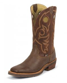 Justin® Men's 1879 Collection Rawhide Boots