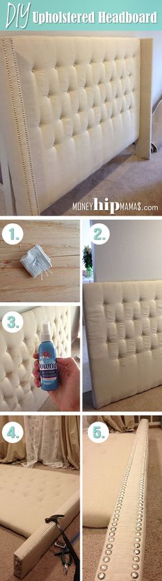Classic and Chic Headboard Project