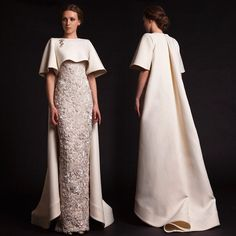#TheLastSpring #SS15 #KrikorJabotian Modern Filipiniana Gown, Filipiniana Wedding, Bridal Gowns, Wedding Gowns, Filipino Fashion, Evening Dresses, Formal Dresses, Couture Dresses, Playing Dress Up