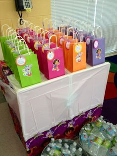 15 Delightful Dora The Explorer Party Ideas Images Birthday