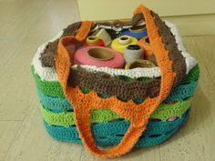 MURIEL'S CROCHET: BAGS