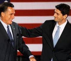 Mitt & Paul Ryan