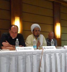 Exposición Islam. Foto: Isabel Miranda
