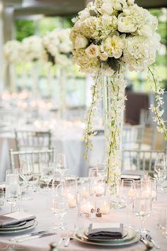 Beautiful Wedding Flowers in Bellevue - Bellevue Crossroads Florist White Dendrobium Orchids, Phalaenopsis Orchid, White Wedding Flowers, Floral Wedding, White Ranunculus, Dusty Miller, David Austin, Garden Roses, Seattle Washington