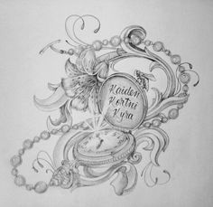 pretty cool design for tattoo. Guy on craigslist designed it for me