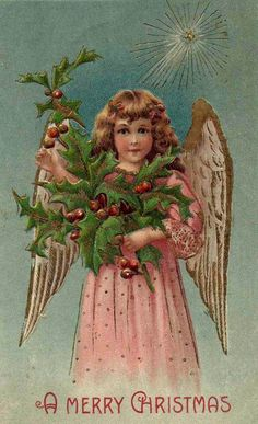 ~Christmas angel