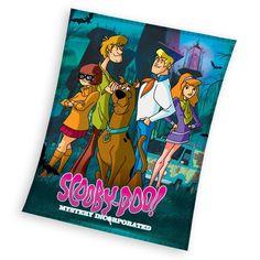 Scooby Doo Fleece Blanket / throw
