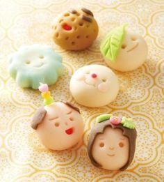 Adorable Japanese Treats
