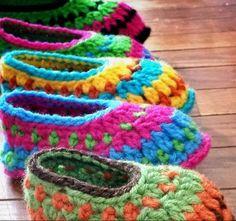 Free pattern Crochet Booties