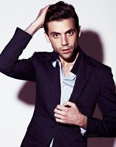 Mika.  Unique. Authentic. Downright amazing.