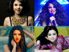 Take the quiz to see which Selena Gomez music video character best matches your personality