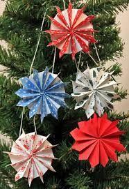 Bildergebnis für paper wreath ornament