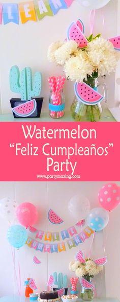 "Watermelon ""Feliz Cu"