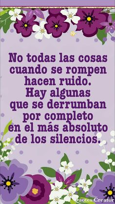 LILAS Y PENSAMIENTOS: 🤔 Sad Texts, Morning Quotes, Famous Quotes, Words, Blog, Eye, Friends, Chistes, Motivational