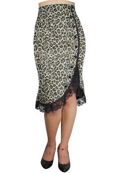Pinup Lace Skirt by Amber Middaugh -Save 37% at Chicstar.com Coupon: AMBER37