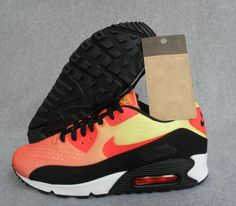 Nike Air Max 90 EM Sunset. Gotta love the colors on these sneakers
