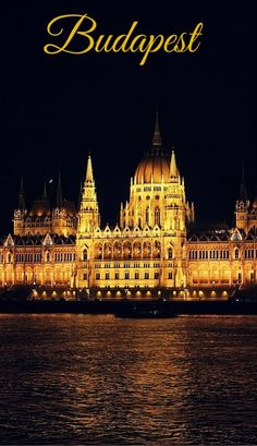 Budapest is one of the most beautiful cities of Central Europe!