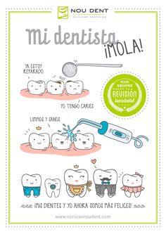 En Nou Dent nuestros dentistas... ¡Molan! :)