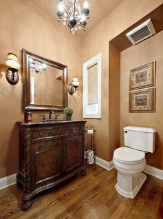 Warm Neutrals Are The Perfect Paint Colors For Your Traditional Bathroom Décor Western Decor