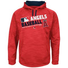 Los Angeles Angels of Anaheim Majestic Big & Tall On-Field Team Choice…
