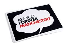 #ForeverManchester postcards