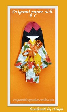chiyogami doll