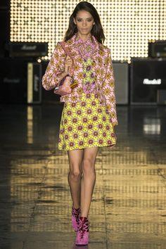 House of Holland womenswear, spring/summer 2015, London Fashion Week