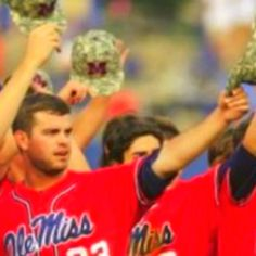 Ole Miss Rebel Baseball