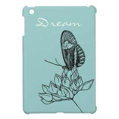 Dream Butterfly iPad Mini Cases