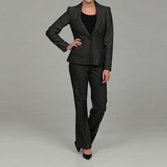 Black Pant Suit - The Limited FA13 | Women's Business Formal ...